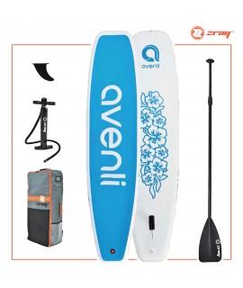 Zray SUP komplet YG6 Yoga 11' + veslo + tlačilka + nahrbtnik