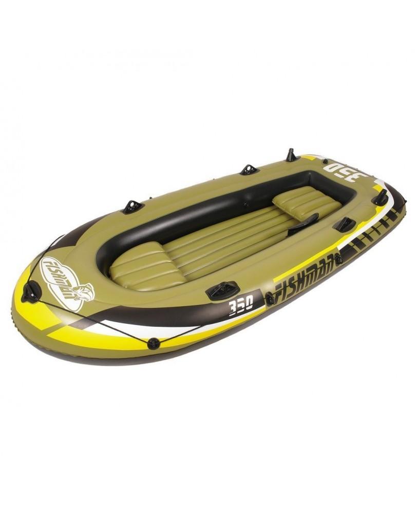 Inflatable Boat: Jilong Inflatable Boat