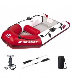 Jilong Inflatable Boat Cheyenne V 300, 248x130x33 cm, 240 kg, 2+1 Person