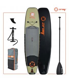 Zray SUP komplet FS7 Fishing 11' + veslo + tlačilka + nahrbtnik