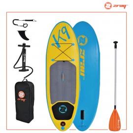 Zray SUP komplet K9 Teen's 8' + veslo + tlačilka + leash + nahrbtnik