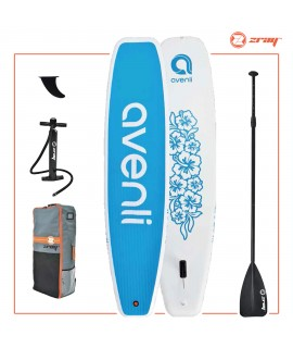 Zray SUP Pack YG6 Yoga 11' + Paddle + Pump + Backpack