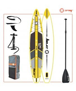 Zray SUP Pack R1 Racing 12'6'' + Paddle + Pump + Backpack