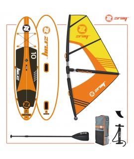 Zray SUP komplet W1 Windsurfing 10' + veslo + tlačilka + nahrbtnik