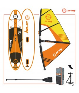 Zray SUP Pack W1 Windsurfing 10' + Paddle + Pump + Backpack