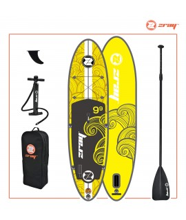 Zray SUP Pack X1 Multiboard 9'9'' + Paddle + Pump + Backpack
