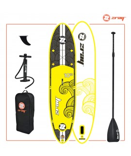 Zray SUP Pack X2 Multiboard 10'10'' + Paddle + Pump + Backpack