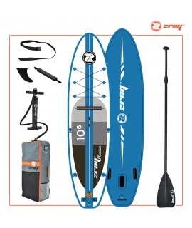 Zray SUP Pack A2 Premium 10'6'' + Paddle + Pump + Backpack
