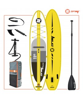 Zray SUP Pack A4 Premium 11'6'' + Paddle + Pump + Backpack