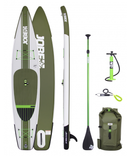 Jobe SUP Package Neva 12.6 + Paddle + Pump + Backpack
