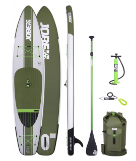 Jobe SUP Package Duna 11.6 + Paddle + Pump + Backpack