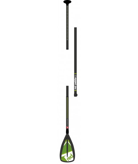 Red Paddle Co veslo za SUP Glass-Nylon Travel, 170-210 cm
