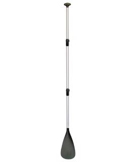 Bravo veslo za SUP, aluminij, Fast Lever-Lock, 175-215 cm