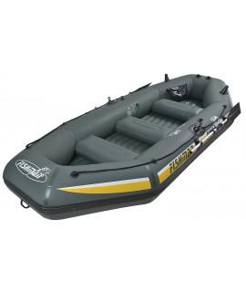 Jilong Inflatible Boat Fishman II 500, 328x144x46 cm, 430 kg, 4+1 Person
