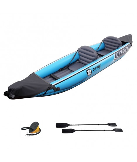 Zray Inflatable Kayak Roatan 376, 376 x77x34 cm, 170 kg, 2 Person