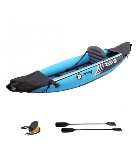 Zray Inflatable Kayak Roatan 277, 277x77x34 cm, 105 kg, 1 Person