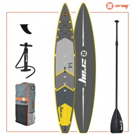 Zray SUP komplet R2 Racing 14' + veslo + pumpa + ruksak