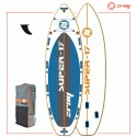 Zray SUP Pack S17 SUPER 17' + Paddle + Pump + Backpack