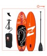 Zray SUP Pack E9 Multiboard 9' + Paddle + Pump + Backpack