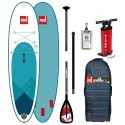 Red Paddle Co SUP 9'8'' Ride MSL + veslo