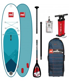 Red Paddle Co SUP 9'8'' Ride MSL + Paddle