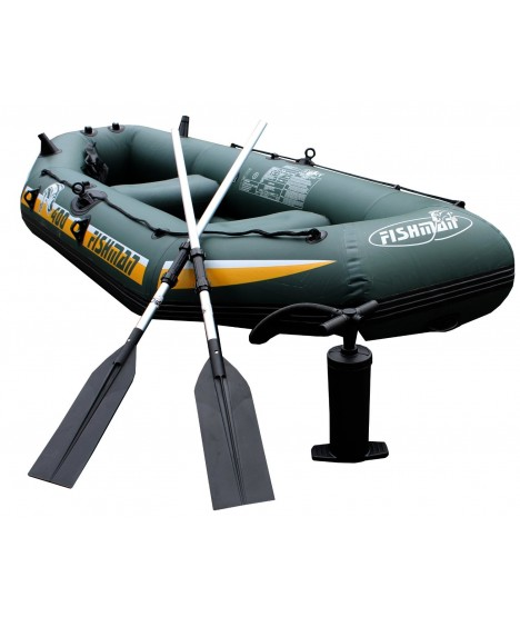Zray Inflatible Boat Fishman II 400, 295x128x43 cm, 320 kg, 3+1 Person