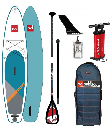 Red Paddle Co SUP 11'' Sport