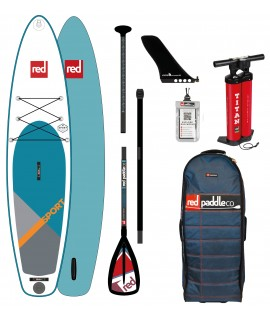 Red Paddle Co SUP 11'3'' Sport MSL + veslo