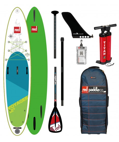 Red Paddle Co SUP 12'6'' Voyager MSL