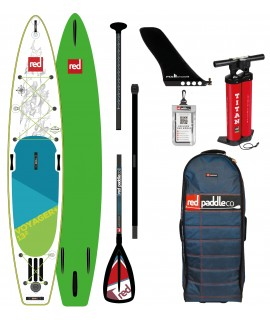 Red Paddle Co SUP 13'2'' Voyager+ MSL + Paddle