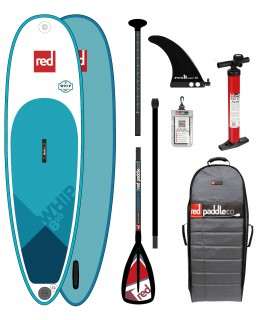 Red Paddle Co SUP 8'10'' Whip MSL + veslo