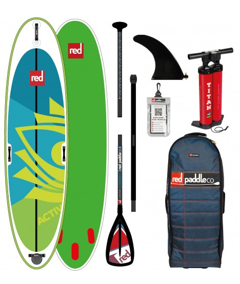 Red Paddle Co SUP 10'8'' Activ MSL + Paddle