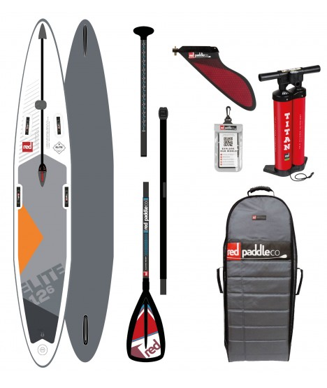 Red Paddle Co SUP 12'6'' Elite