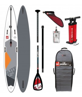 Red Paddle Co SUP 12'6'' x 28'' Elite MSL + Paddle