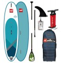Red Paddle Co SUP 10'7'' Ride MSL WindSUP + veslo