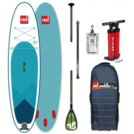Red Paddle Co SUP 10'6'' Ride MSL + Paddle