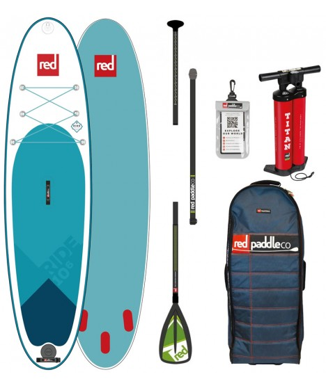 Red Paddle Co SUP 10'6'' Ride