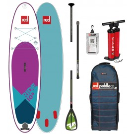 Red Paddle Co SUP 10'6'' Ride SE MSL + veslo