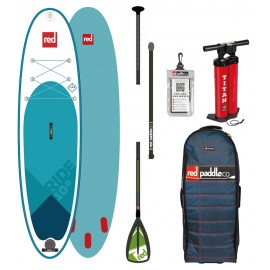 Red Paddle Co SUP 10'8'' Ride MSL + veslo