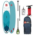 Red Paddle Co SUP 10'8'' Ride MSL + Paddle