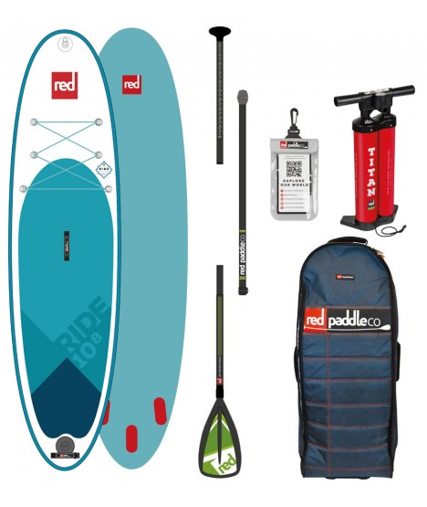 Red Paddle Co SUP 10'8'' Ride