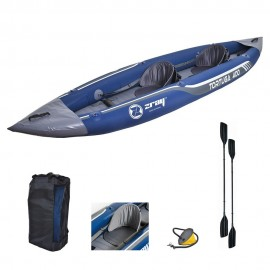 Zray Inflatable Kayak Tortuga 400, 400x90 cm, 170 kg, 2 Person