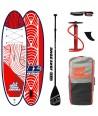 JBay.Zone SUP Pack H3 Amura 9'9'' + Paddle + Pump + Backpack + Leash