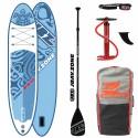 JBay.Zone SUP kit H2 Honu 10'10'' + veslo + pumpa + ruksak + kabel
