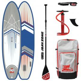 JBay.Zone SUP kit 10.6 J2 Comet + veslo + pumpa + ruksak + kabel