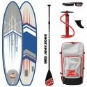JBay.Zone SUP Pack J2 Comet 10'6'' + Paddle + Pump + Backpack + Leash