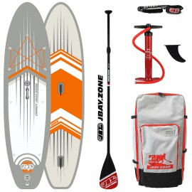 JBay.Zone SUP kit WJ2 Comet WindSUP Ready 10'6'' + veslo + pumpa + ruksak + kabel