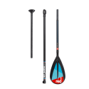 Red Paddle Co SUP Paddle Carbon 50 Nylon 3pc, CamLock, 180-220 cm