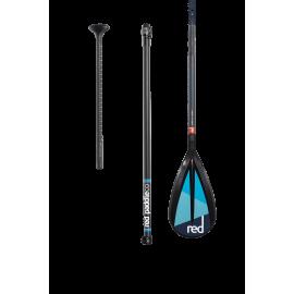Red Paddle Co veslo za SUP Carbon 100 Nylon 3pc, CamLock, 180-220 cm