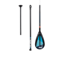 Red Paddle Co SUP Paddle Carbon 100 Nylon 3pc, CamLock, 180-220 cm